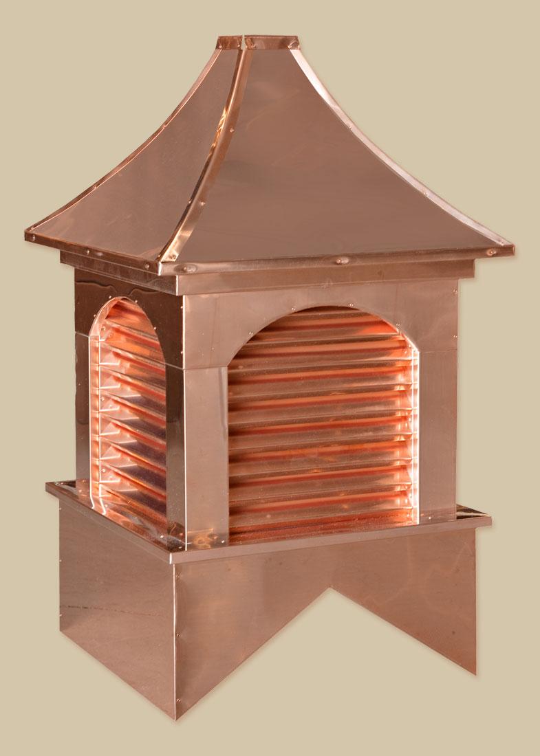 Estate Copper Cupolas - Backyard & Beyond