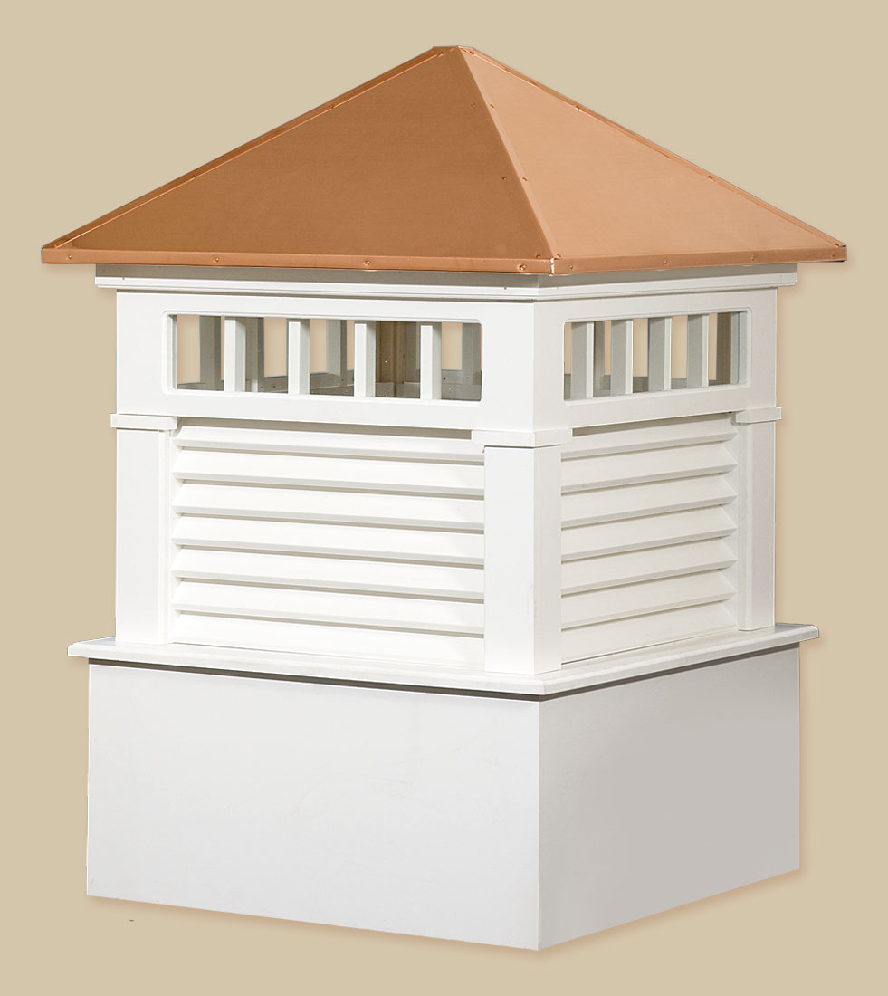 Select Cupolas Backyard Beyond