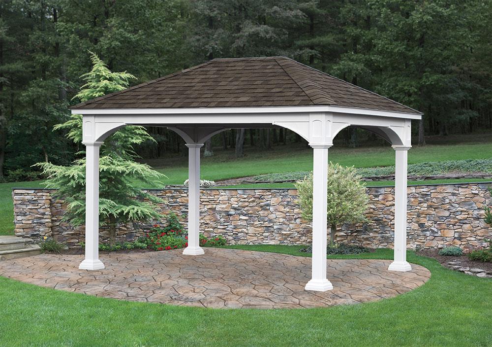 backyard pavilions
