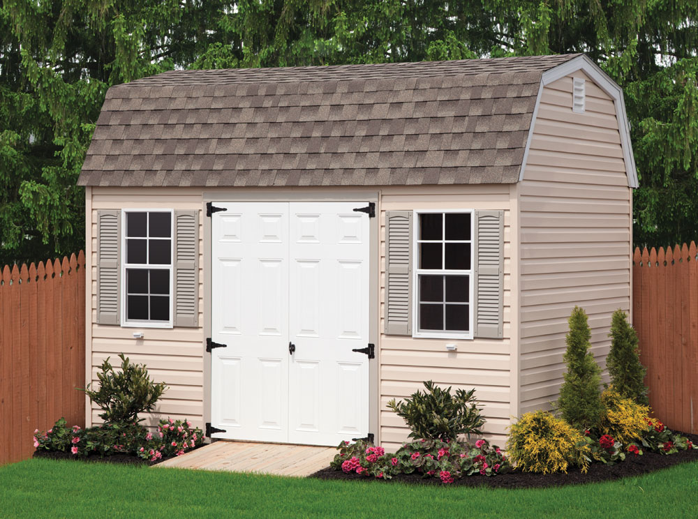 Me creas guide to get quaker shed plan for Barnyard garages